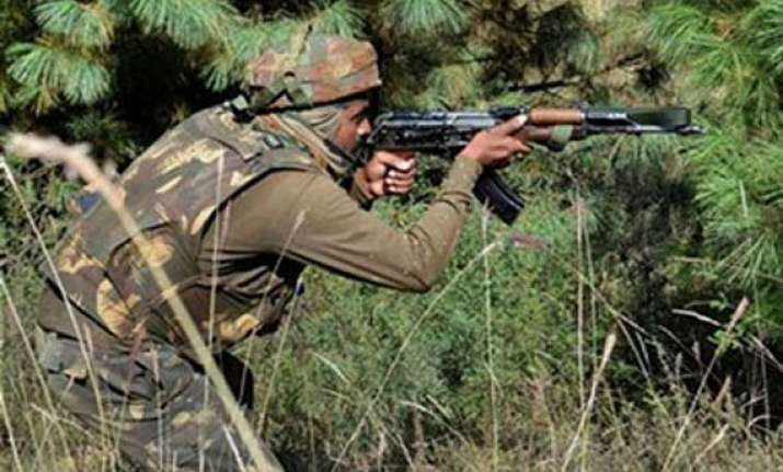 j k pakistan violates ceasefire again fires at indian posts