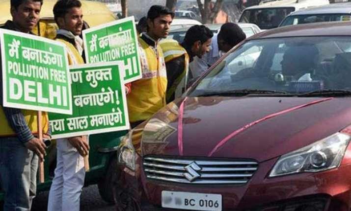 pollution soars odd even not enough for delhi