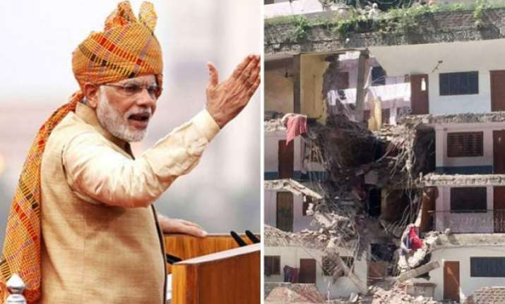 pm announces rs 1.25 lakh crore package for bihar 8 killed