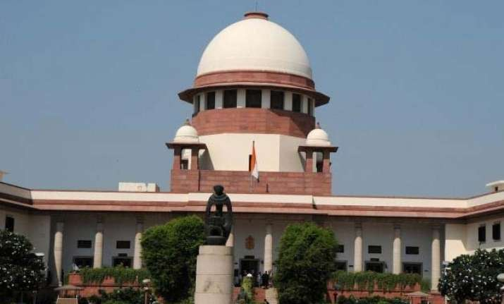 sc notice to centre on plea to get political parties under