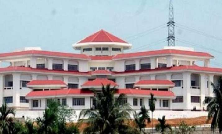 tussle between tripura hc government over law secretary