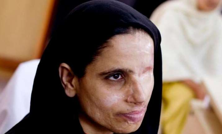 project to offer free surgeries for acid attack victims