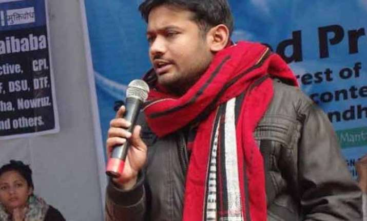 jnu row kanhaiya terms feb 9 incident as unfortunate