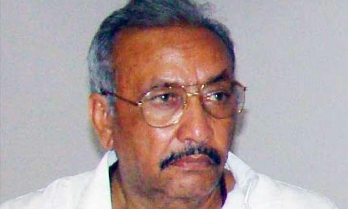 former bjp mp amar pal shot dead in meerut