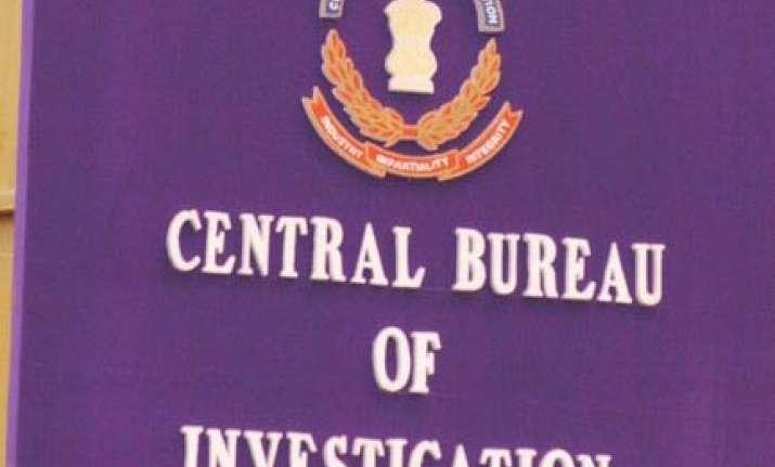 cbi conducts raids on cwg organising committee office
