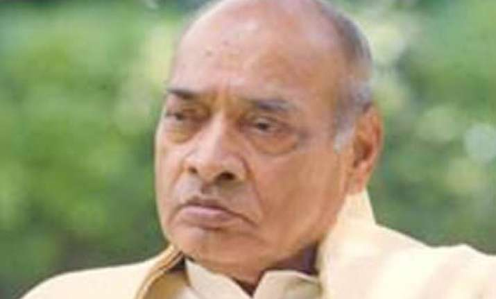 anderson issue not decided by narasimha rao on his own son