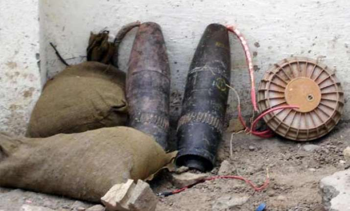ied recovered near manipur jail