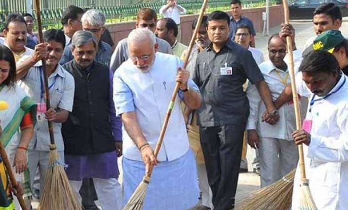 swachh bharat 75 major cities to be rated for cleanliness