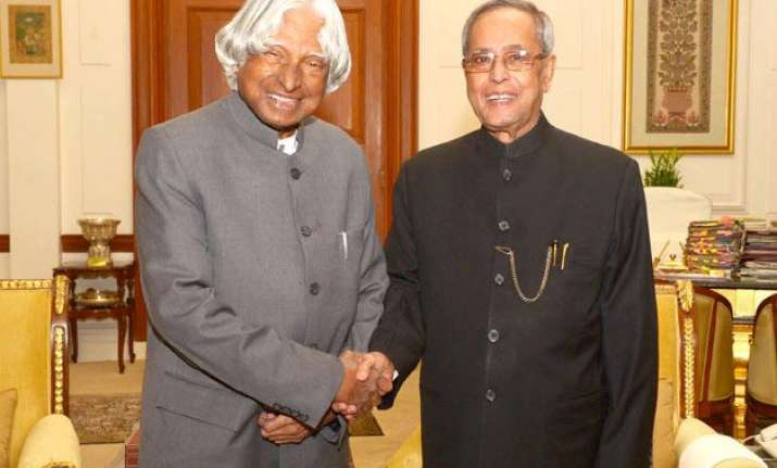 president mukherjee reminisces of poet apj abdul kalam