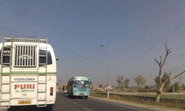 private bus operators in punjab call off strike