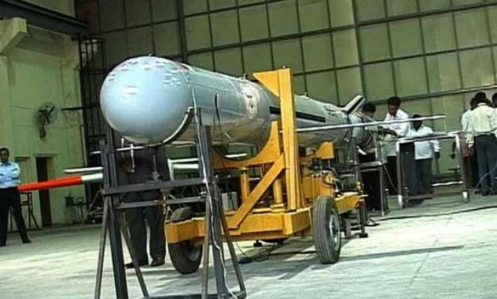 flight of nirbhay missile aborted nearly 12 minutes after