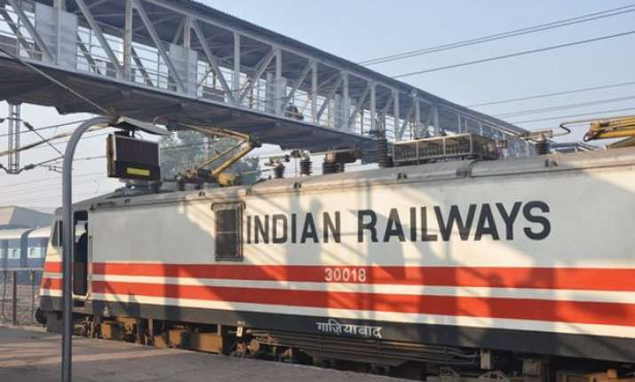 railways eyeing rs 2000 cr from advertisements to soothe