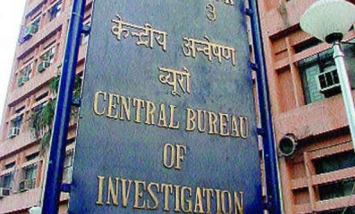cbi registers case in raw tent purchase deal
