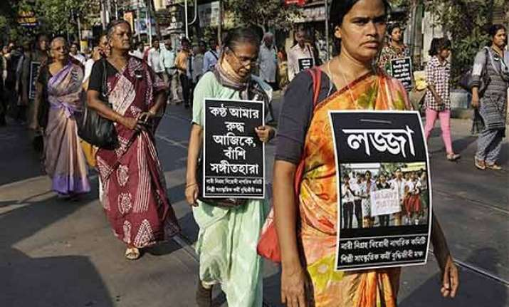 west bengal nun gang rape accused sent to 14 days police