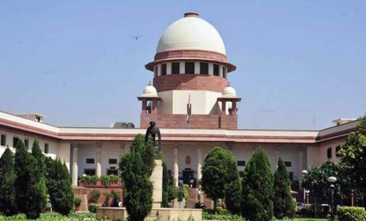 sc reserves verdict on maintainability of pleas against