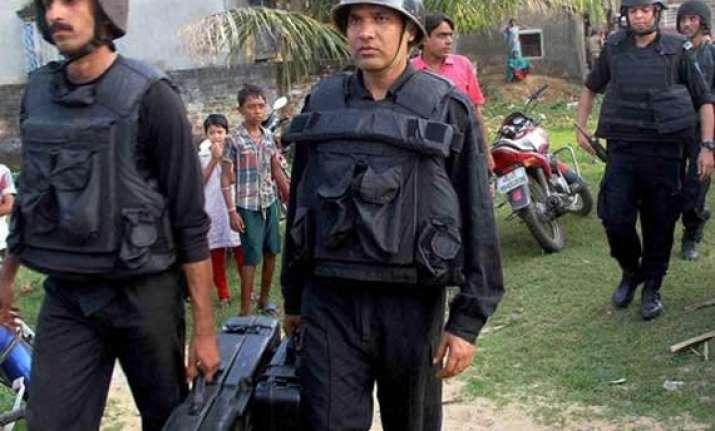 burdwan blast accused shahnoor alam remanded to 14 days
