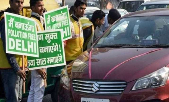 odd even scheme may be extended aap govt tells delhi hc