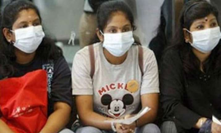 swine flu case reported on first day of the year