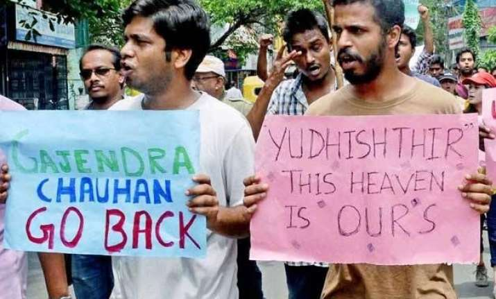 ftii impasse continues as students strike enters 68th day