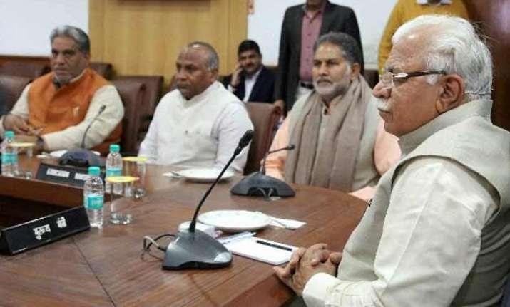 jat stir haryana govt s compensation to traders insufficient