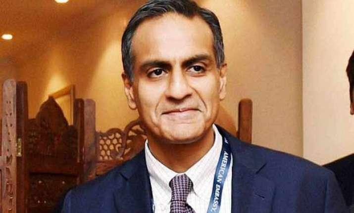 us ambassador richard verma warns of chilling effect of