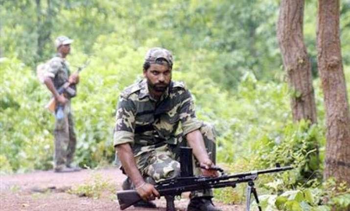maoists kill 3 itbp jawans in chhatisgarh