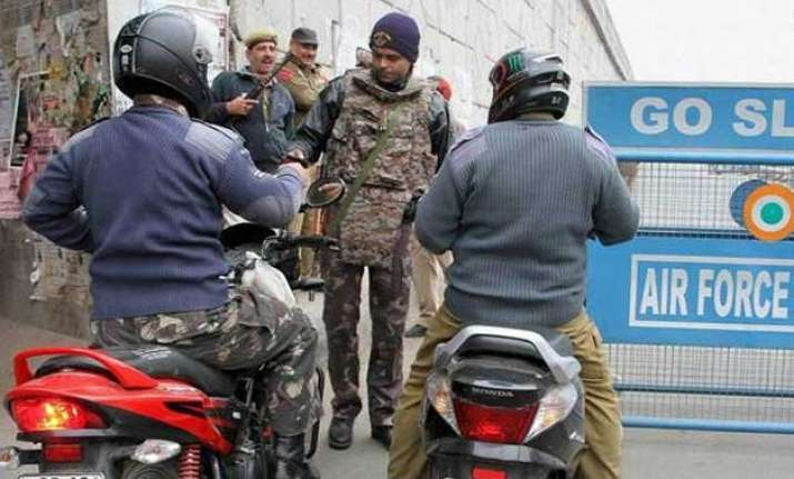 pathankot attack two of the killed terrorists could be