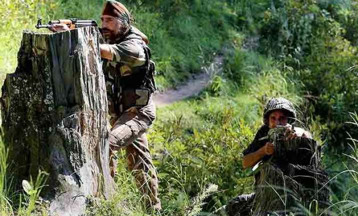 army used chilly grenades to catch pakistani militant