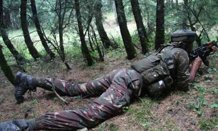 mistaken identity army units fire at each other 2 killed