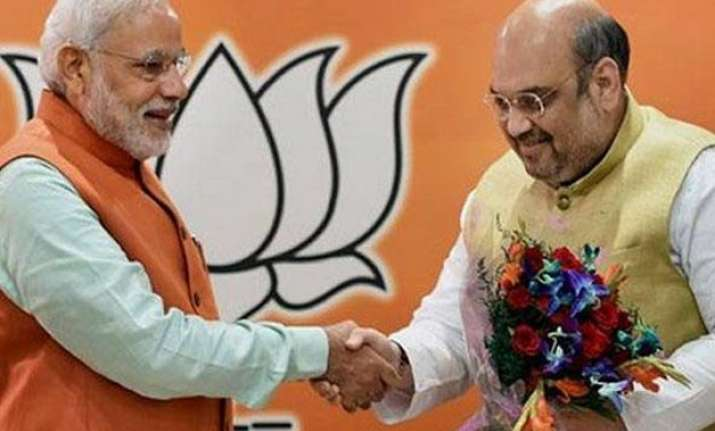 pm modi amit shah to address separate meets in bihar