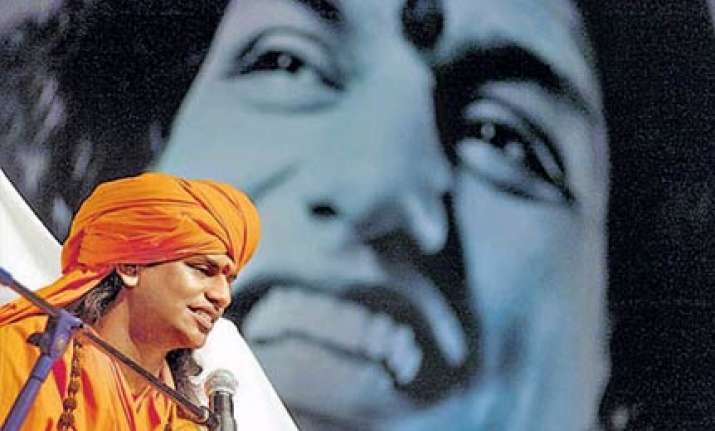 fresh fir filed against swami nithaynanda parmahansa