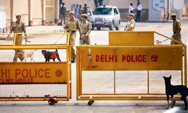 unprecedented security cover in national capital for