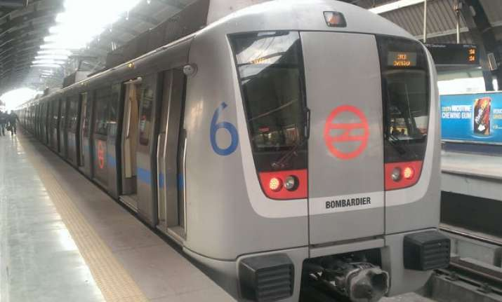 can t run trains every 90 seconds delhi metro tells sc
