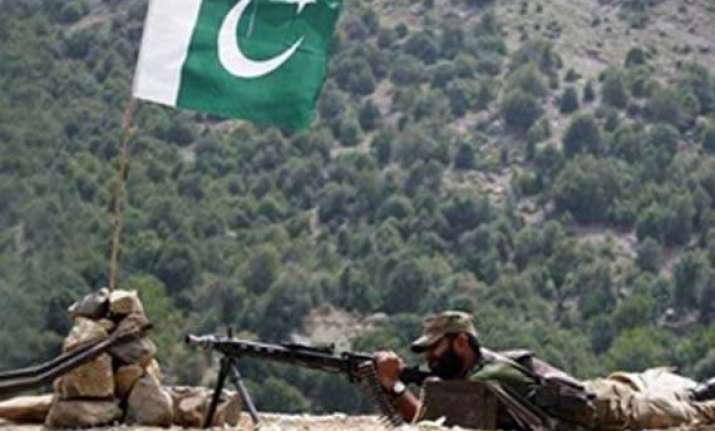 pakistan rangers resort to unprovoked firing in jammu