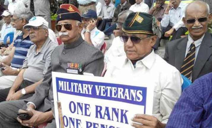 orop ex servicemen dismiss govt s proposal deadlock on 3