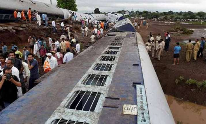 monsoon caused cave in at 500 metre tracks chairman railway