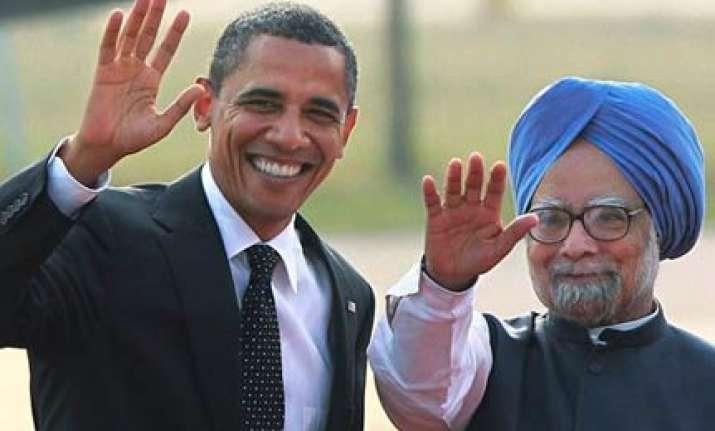 pm obama meeting ahead of formal talks