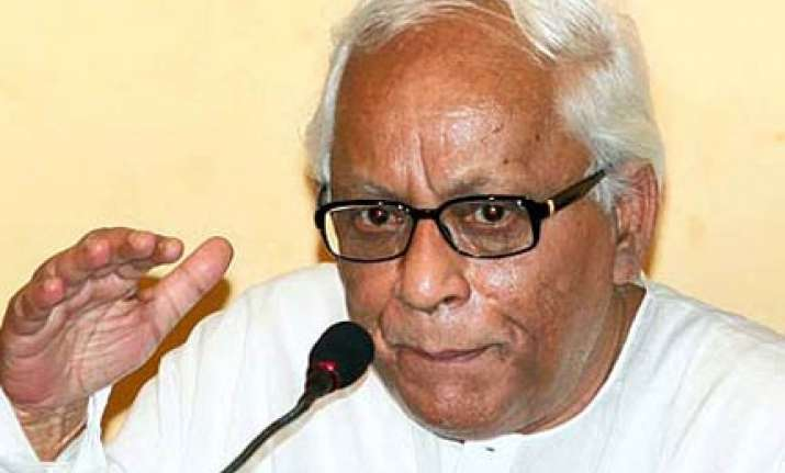 buddhadeb to act tough against those flouting building rules