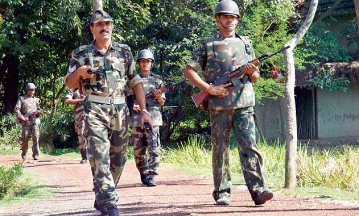 three naxals killed in jharkhand bodies recovered