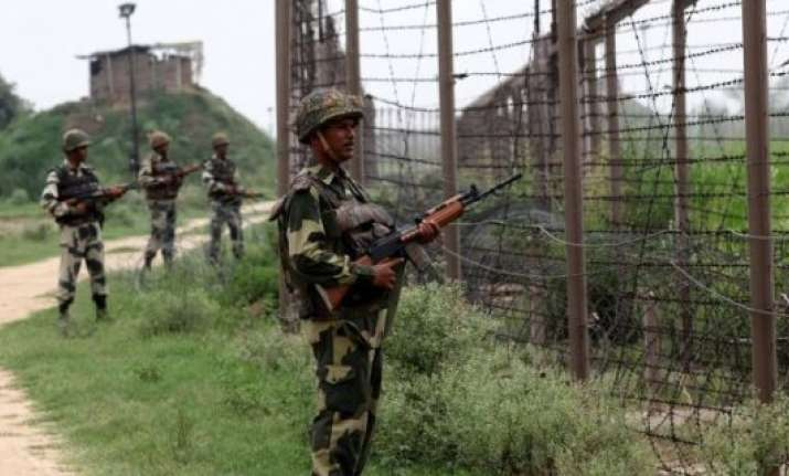 pak firing bsf seeks restriction on civilians at night wee