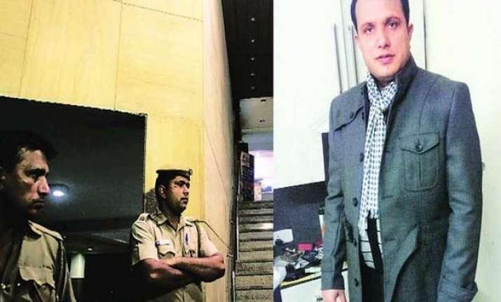 whodunit police not clear whose bullet killed manoj vashisht