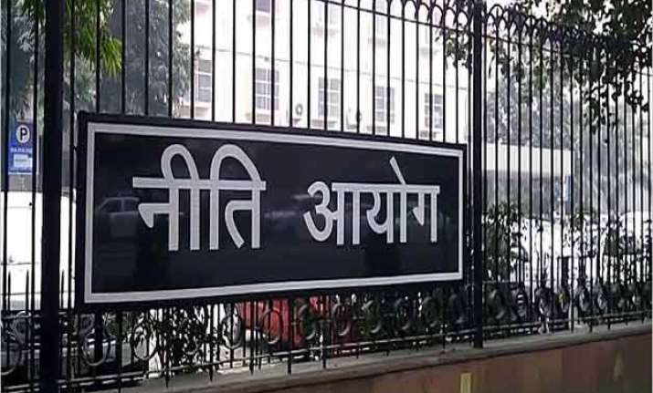niti aayog panel to deliberate on central schemes on friday