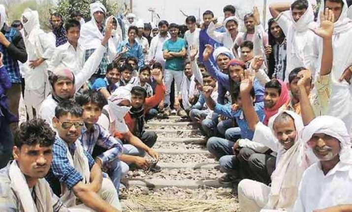 rajasthan notifies quota for gujjars sbcs
