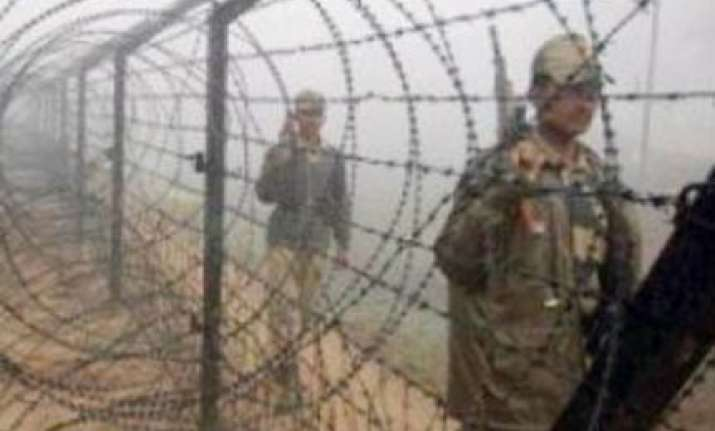 pak troops fire at indian forward posts violate ceasefire