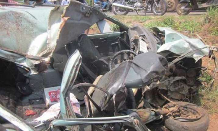 three sbi employees killed in mizoram accident