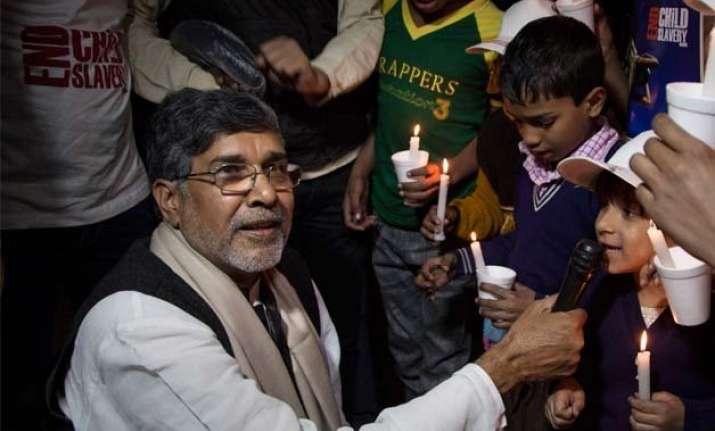 obama to meet kailash satyarthi today