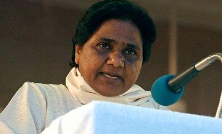 allahabad hc seeks expenditure details on mayawati s