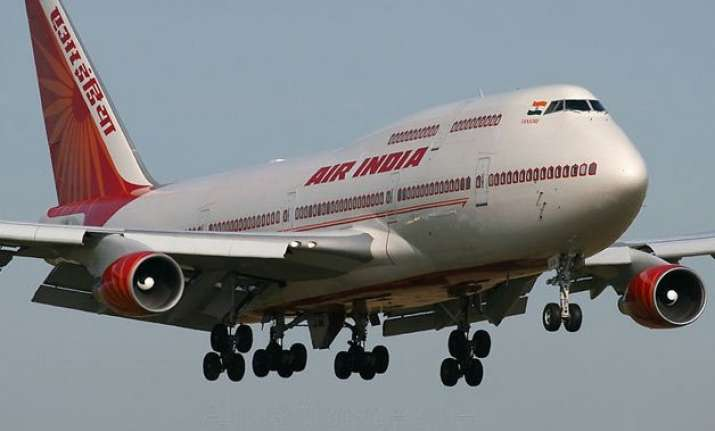 air india passenger claims insect in on board meal