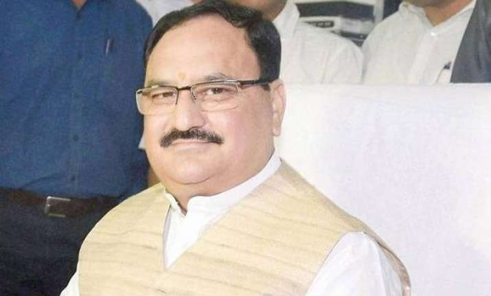 j.p. nadda introduces e health initiatives for common people