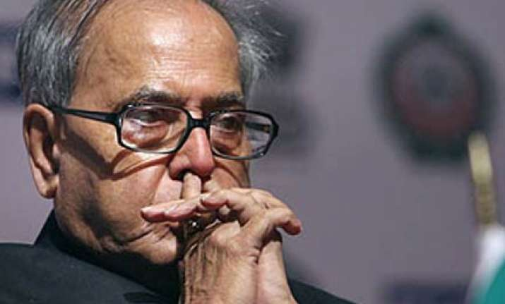 no intention of becoming super finance minister pranab